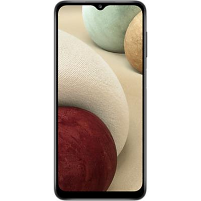 Samsung Galaxy A12 Mobiltelefon, Kártyafüggetlen, Dual Sim, 64GB, Fekete