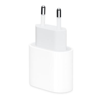 Apple 20W USB-C hálózati töltő/Power Adapter, Fehér