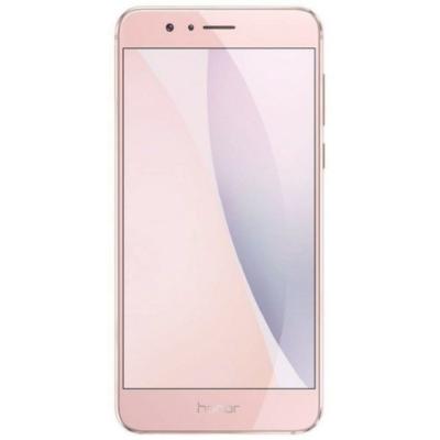 Honor 8 Mobiltelefon, Kártyafüggetlen, Dual Sim, 4GB/64GB, Sakura Pink (rózsaszín)