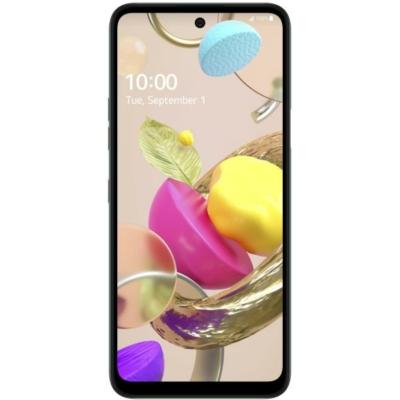 Lg K42 Mobiltelefon, Kártyafüggetlen, Dual Sim, 3GB/64GB, Gray (szürke)
