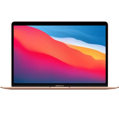 Használt laptop, Apple Macbook Air 13 A2337 2020 Gold, Apple M1 / 8 GB DDR4 / 256 GB SSD