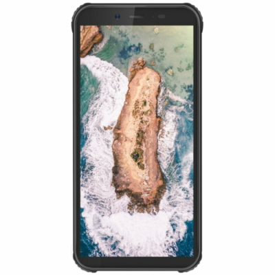 Blackview BV5500 Mobiltelefon, Kártyafüggetlen, Dual Sim, 2GB/16GB, Black (fekete)