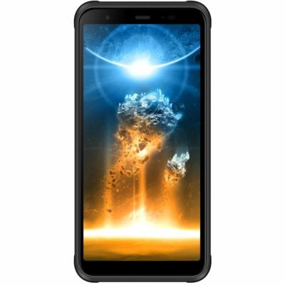 Blackview BV6300 Pro Mobiltelefon, Kártyafüggetlen, Dual Sim, 6GB/128GB, Black (fekete)