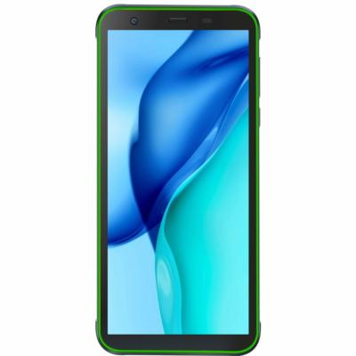 Blackview BV6300 Pro Mobiltelefon, Kártyafüggetlen, Dual Sim, 6GB/128GB, Green (zöld)