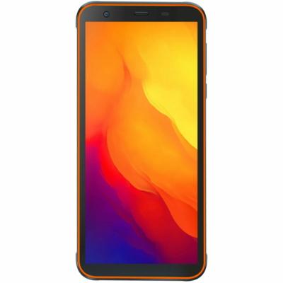Blackview BV6300 Pro Mobiltelefon, Kártyafüggetlen, Dual Sim, 6GB/128GB, Orange (narancs)