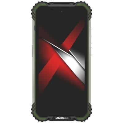 Doogee S58 Pro Mobiltelefon, Kártyafüggetlen, Dual Sim, 6GB/64GB, Army Green (zöld)