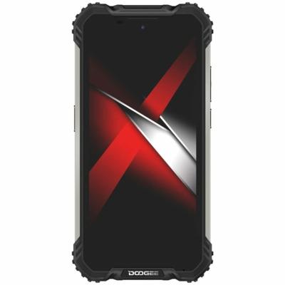 Doogee S58 Pro Mobiltelefon, Kártyafüggetlen, Dual Sim, 6GB/64GB, Mineral Black (fekete)