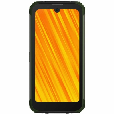 Doogee S59 Pro Mobiltelefon, Kártyafüggetlen, Dual Sim, 4GB/128GB, Army Green (zöld)