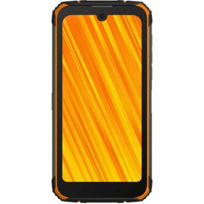 Doogee S59 Pro Mobiltelefon, Kártyafüggetlen, Dual Sim, 4GB/128GB, Fire Orange (narancs)