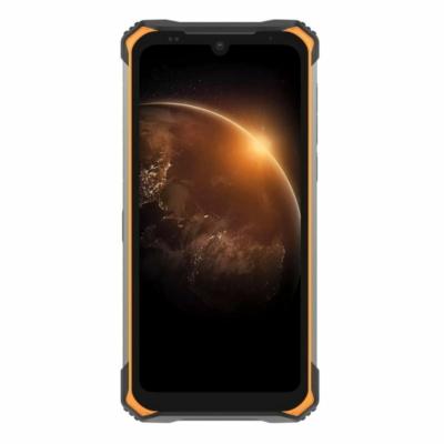 Doogee S86 Mobiltelefon, Kártyafüggetlen, Dual Sim, 6GB/128GB, Fire Orange (narancs)