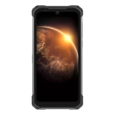 Doogee S86 Mobiltelefon, Kártyafüggetlen, Dual Sim, 6GB/128GB, Mineral Black (fekete)