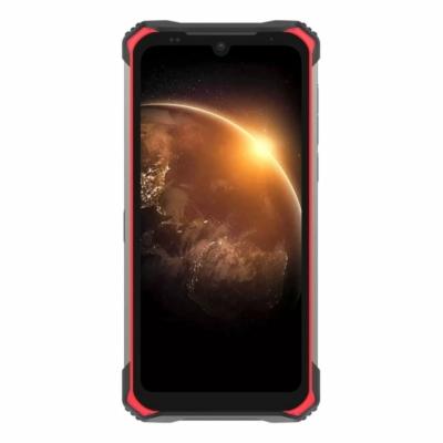 Doogee S86 Pro Mobiltelefon, Kártyafüggetlen, Dual Sim, 8GB/128GB, Flame Red (piros)