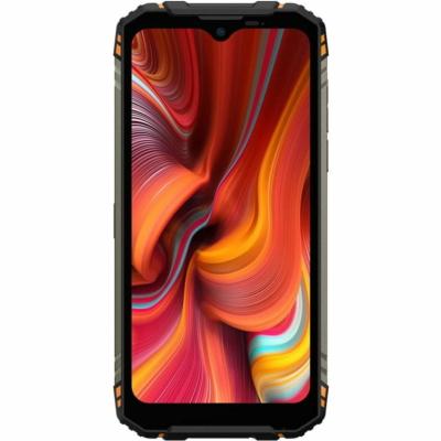 Doogee S96 Pro Mobiltelefon, Kártyafüggetlen, Dual Sim, 8GB/128GB, Fire Orange (narancs)