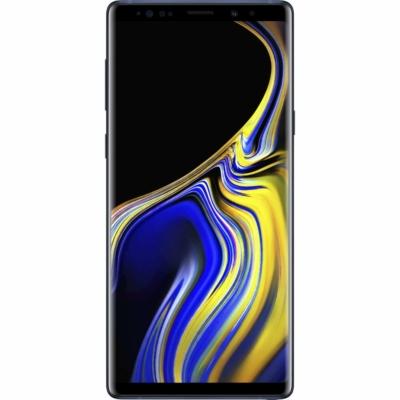 Samsung Galaxy Note 9 Használt Mobiltelefon, Kártyafüggetlen, Dual Sim, 6GB/64GB, Ocean Blue (kék)