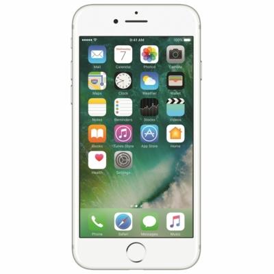 Apple iPhone 7 Használt Mobiltelefon, Kártyafüggetlen, 32GB, Silver (ezüst)