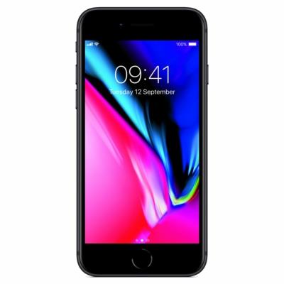 Apple iPhone 8 Használt Mobiltelefon, Kártyafüggetlen, 256GB, Space Gray (fekete)