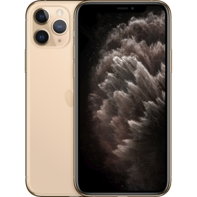Apple iPhone 11 Pro Mobiltelefon, Kártyafüggetlen, 64GB, Arany