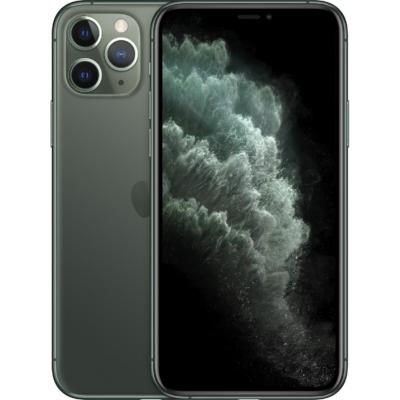 Apple iPhone 11 Pro Mobiltelefon, Kártyafüggetlen, 64GB, Zöld