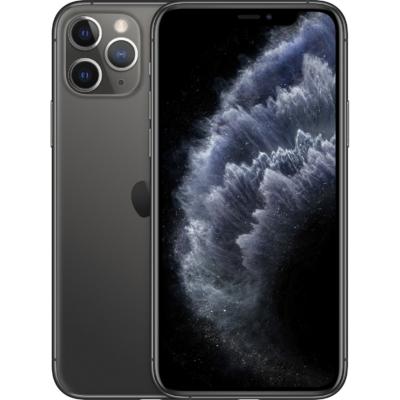 Apple iPhone 11 Pro Használt Mobiltelefon, Kártyafüggetlen, 256GB, Fekete