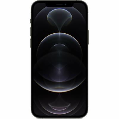 Apple iPhone 12 Pro Max Mobiltelefon, Kártyafüggetlen, 128GB, Fekete