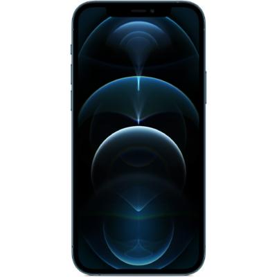 Apple iPhone 12 Pro Mobiltelefon, Kártyafüggetlen, 128GB, Kék