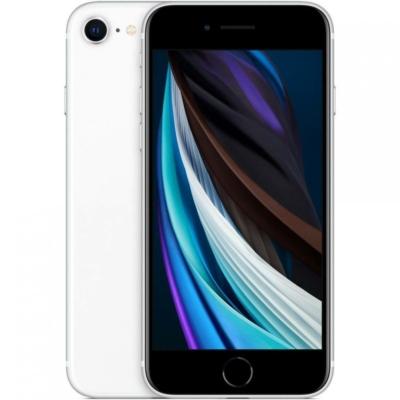 Apple iPhone SE 2020 Mobiltelefon, Kártyafüggetlen, 128GB, Fehér