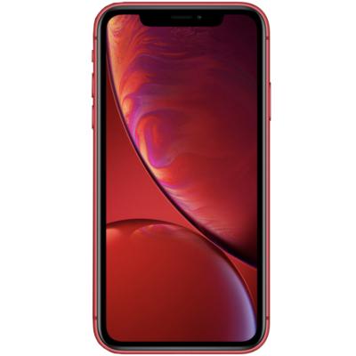 Apple iPhone XR Mobiltelefon, Kártyafüggetlen, 64GB, Piros