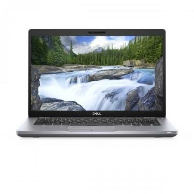 Vadonatúj Dell Latitude 5410, Intel Core i5-10210U, 14inch, RAM 8GB, SSD 512GB, Intel UHD Graphics 620, Windows 10 Pro, Silver
