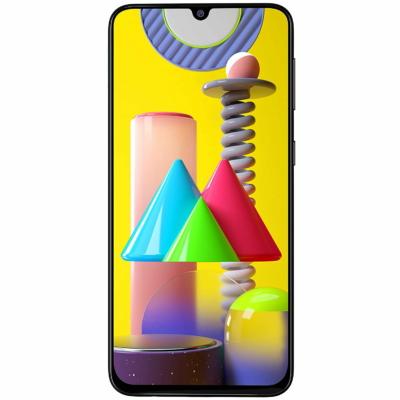Samsung Galaxy M31 Mobiltelefon, Kártyafüggetlen, Dual Sim, 64GB, Fekete