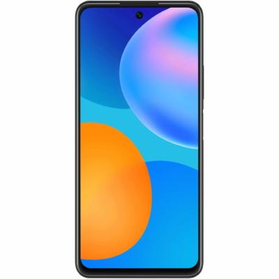 Huawei P Smart 2021 Mobiltelefon, Kártyafüggetlen, Dual Sim, 4GB/128GB, Midnight Black (fekete)
