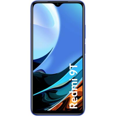 Xiaomi Redmi 9T Mobiltelefon, Kártyafüggetlen, Dual Sim, 4GB/128GB, Twilight Blue (kék)