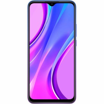 Xiaomi Redmi 9 Mobiltelefon, Kártyafüggetlen, Dual Sim, 3GB/32GB, Sunset Purple, (lila)