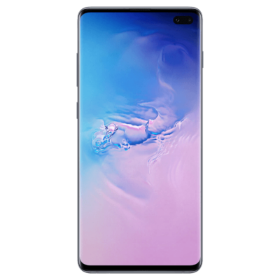 Samsung Galaxy S10 Mobiltelefon, Kártyafüggetlen, Dual Sim, 128GB, Kék