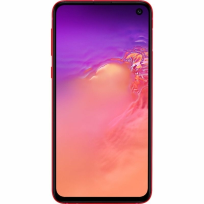 Samsung Galaxy S10 Mobiltelefon, Kártyafüggetlen, Dual Sim, 128GB, Fekete