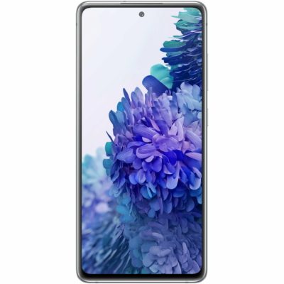 Samsung Galaxy S20 Mobiltelefon, Kártyafüggetlen, Dual Sim, 128GB, Fehér
