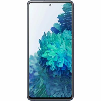 Samsung Galaxy S20FE Mobiltelefon, Kártyafüggetlen, Dual Sim, 128GB, Kék