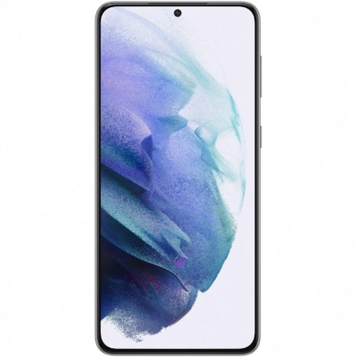 Samsung Galaxy S21+ Mobiltelefon, Kártyafüggetlen, Dual Sim, 8GB/256GB, Phantom Silver (ezüst)