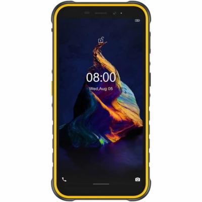Ulefone Armor X8 Mobiltelefon, Kártyafüggetlen, Dual Sim, 4GB/64GB, Orange (narancs)